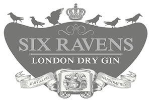 Six Ravens London Dry Gin Logo